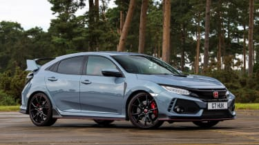 Honda Civic Type R - front
