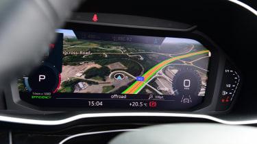 Audi Q3 - dials