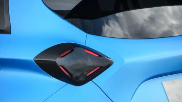 Renault ZOE E-Sport concept - rear light