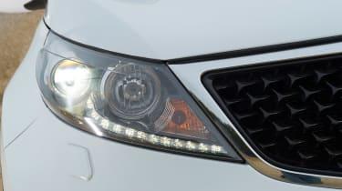 Used Kia Sportage Mk3 - front light