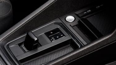 VW Caddy 2020 MPV - shifter