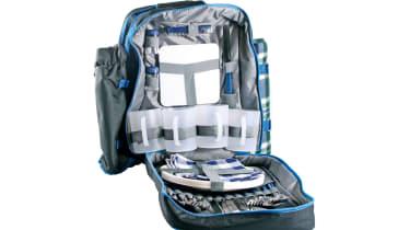 Draper 4 Person Back Pack Picnic Set