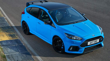 Ford Focus RS Options Pack