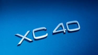 Volvo XC40 T5 Twin Engine - XC40 badge