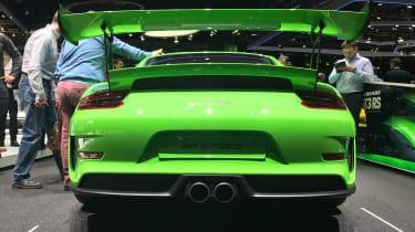 Porsche 911 GT3 RS - spoiler