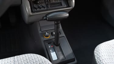 Renault Clio old vs new - Mk1 gearlever
