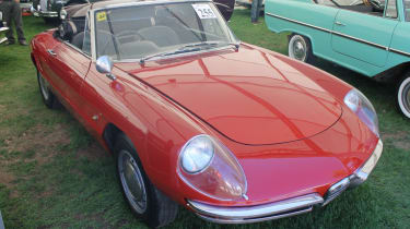 Cool cars: the top 10 coolest cars - Alfa Romeo Spider