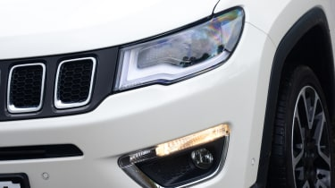 Jeep Compass - headlight
