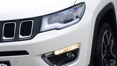 Jeep Compass - headlight