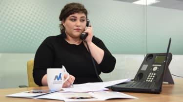 Motor Ombudsman call taking