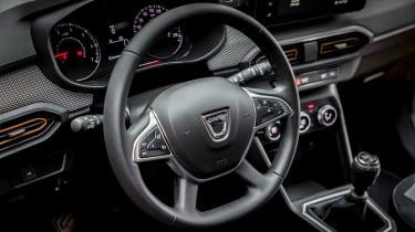 Dacia Sandero Stepway - interior