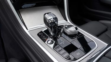 BMW 8 Series Gran Coupe - transmission