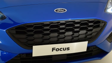 New Ford Focus studio - grille