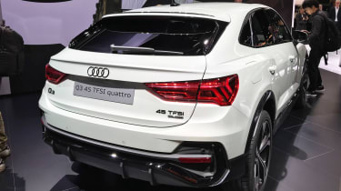 Audi Q3 Sportback - Frankfurt rear