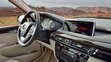 BMW X5 50i Interior