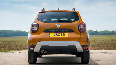 Dacia Duster - rear