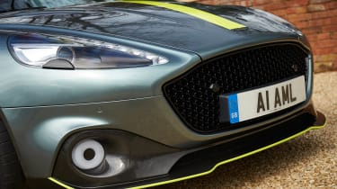 Aston Martin Rapide AMR - grille