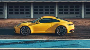Porsche 911 - side static