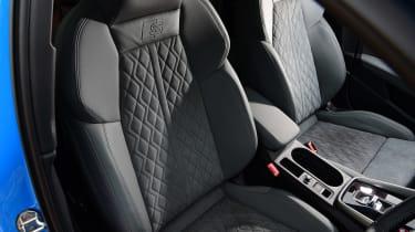 Audi S3 long termer - first report seats