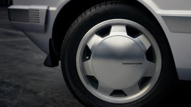 Hyundai Pony - wheel