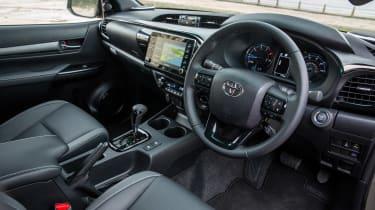 Toyota Hilux - cabin