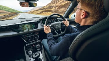 Audi e-tron GT - James Brodie