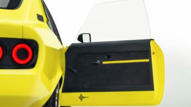 Opel Manta GSe ElektroMOD - door