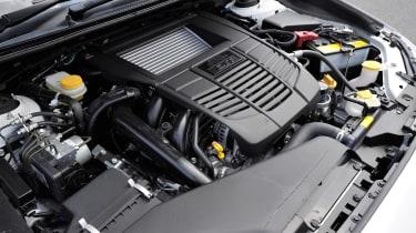 Subaru WRX STI - engine