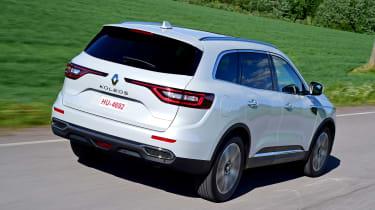 Renault Koleos - rear action