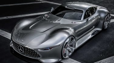 Mercedes-AMG Vision GT - front