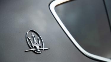 Maserati Levante GranLusso - Maserati badge