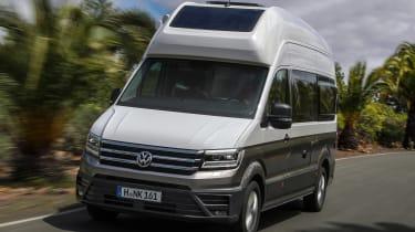 Volkswagen Grand California - front