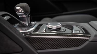 Audi R8 - centre console