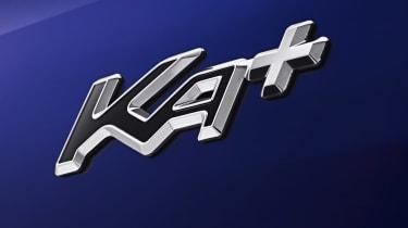 Ford Ka+ - Ka+ badge