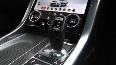 Range Rover Sport gearbox