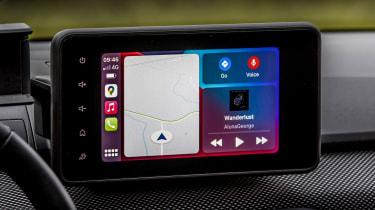 Dacia Sandero Stepway - infotainment