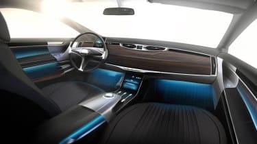Cardi Concept 442 - interior