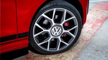 Volkswagen up! GTI - wheel