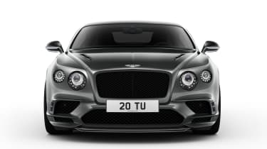 Bentley Continental Supersports 2017 - official front