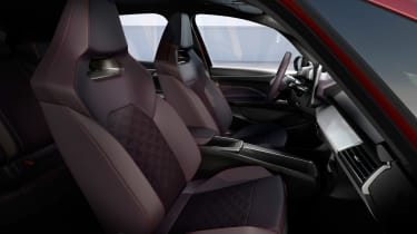 SEAT el-Born concept - seats