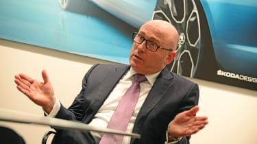 Bernhard Maier - interview