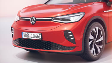 Volkswagen ID.4 GTX - front detail
