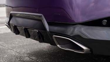 BMW M240i - exhausts