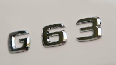 Mercedes-AMG G63 Edition 463 - badge