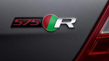 Jaguar XJR575 - 575R badge