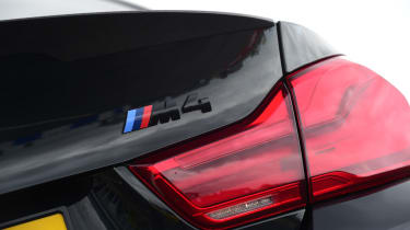 BMW M4 - tail light