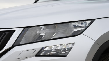 Kodiaq headlights