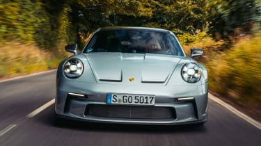 Porsche 911 GT3 Touring Package - full front
