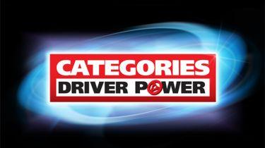Driver Power 2011 Categories