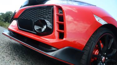 UK Honda Civic Type R 2017 - bumper